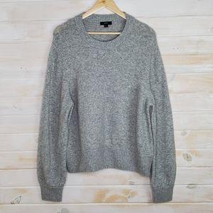 J. Crew NWOT Sweater Crew Neck Coziest Yarn